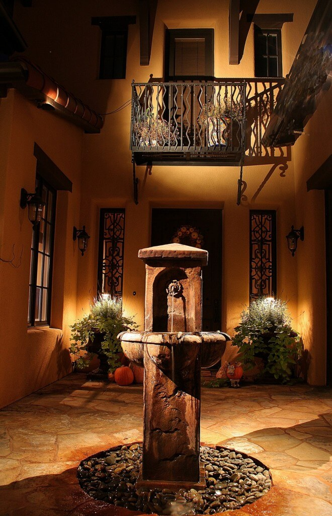 Illuminated concepts in landscape contractor national for Outdoor lighting concepts
