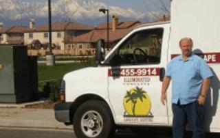 Professional Landscape Lighting Contractor