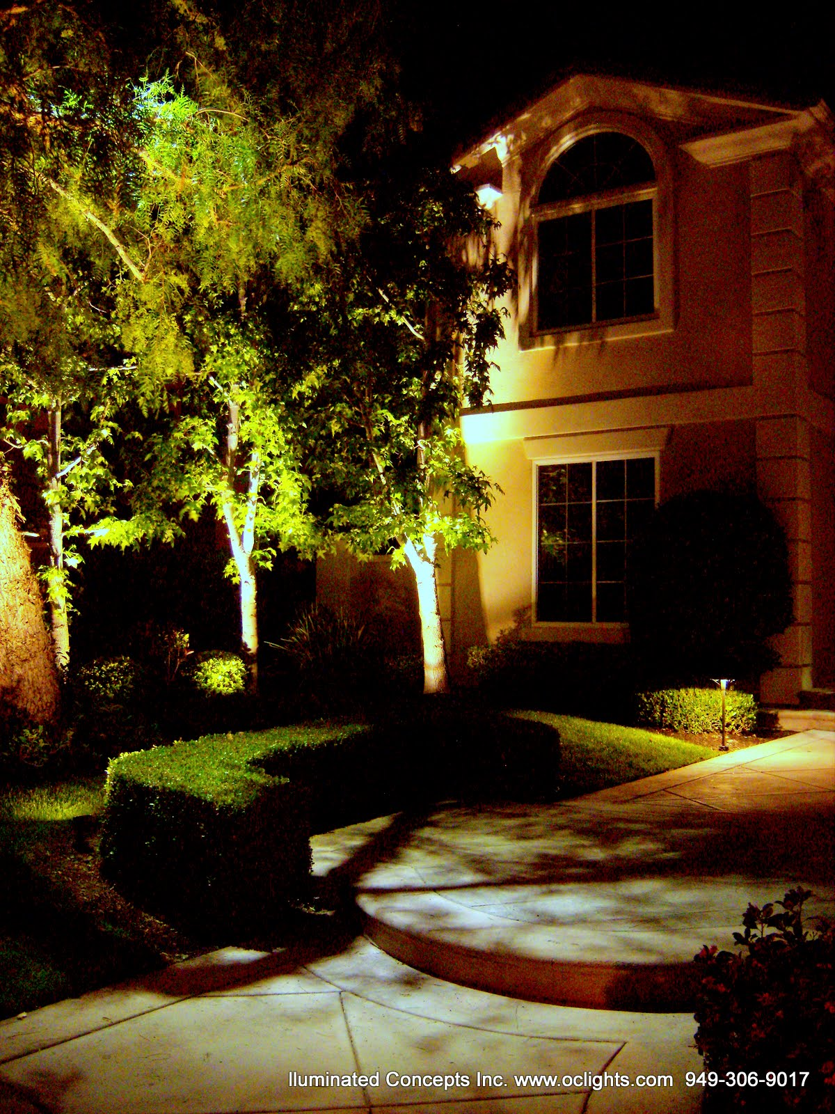 Outdoor Lighting Orange County Home Ideas Designs