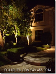 Coto de caza , south orange county, Low Voltage landscape lighting Installation, LED lighting, low voltage lighting design, lighting repairs