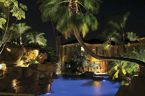 Tustin Outdoor Lighting