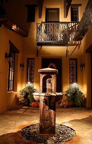 Fountain Lighting Services
