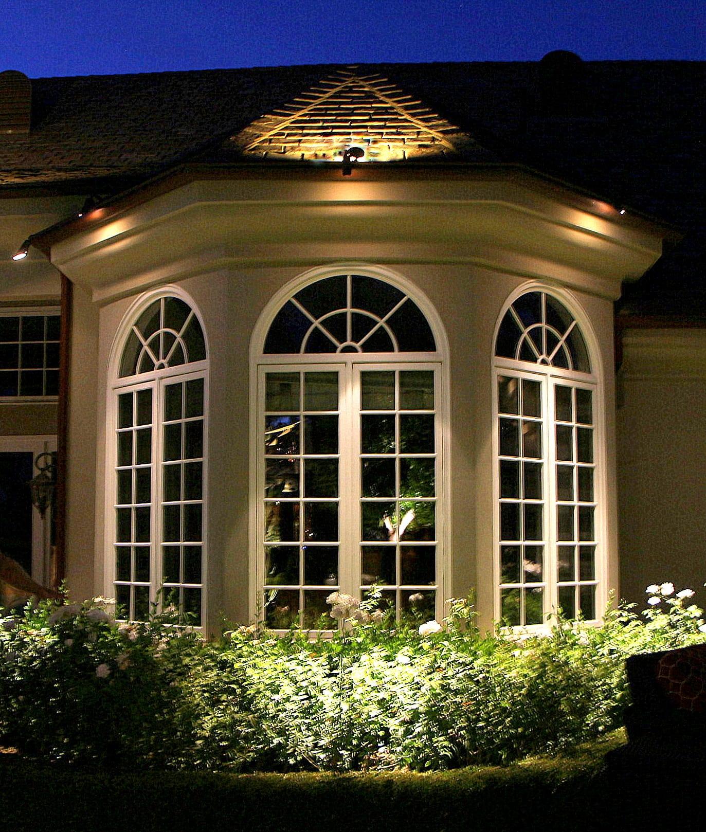 Outdoor Elevation Lighting