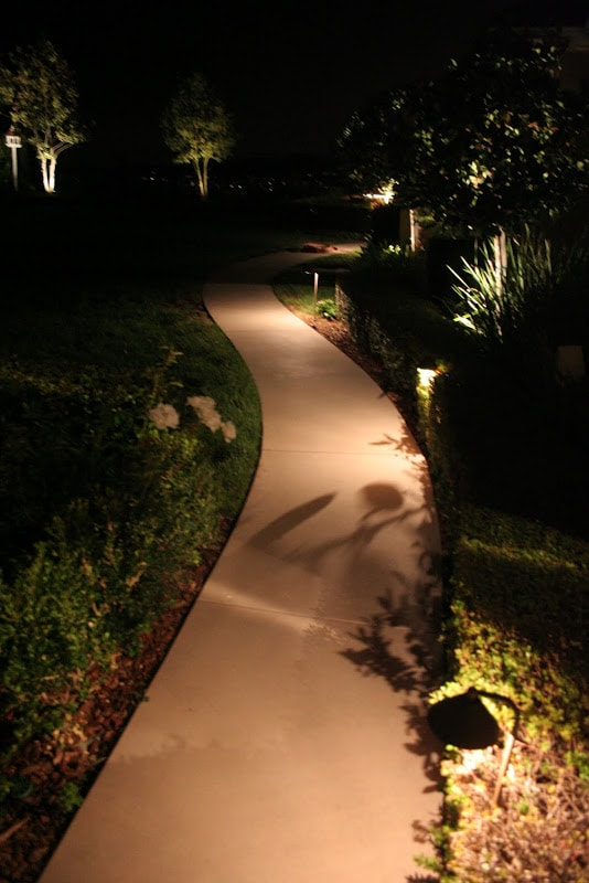 Path Lighting for Walkways