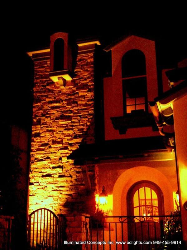 Shadow Lighting for Stone Walls