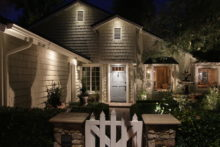 LED Landscape Lighting Installation for Orange County and Los Angeles homes 2