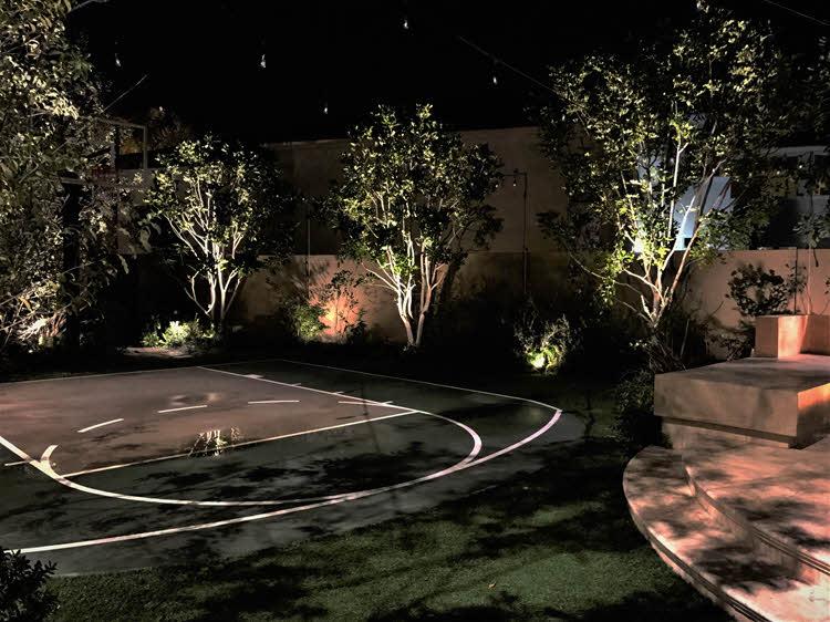 Moon Lighting for Backyard