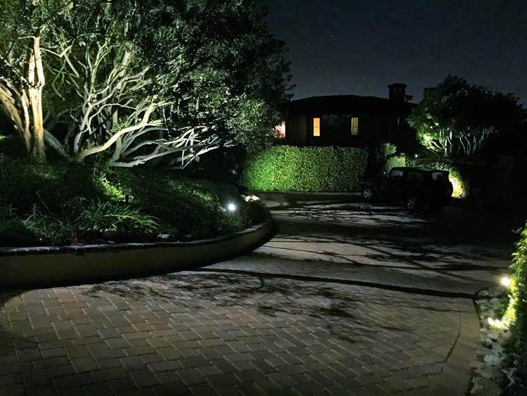 Moon Light Fixtures for Driveways