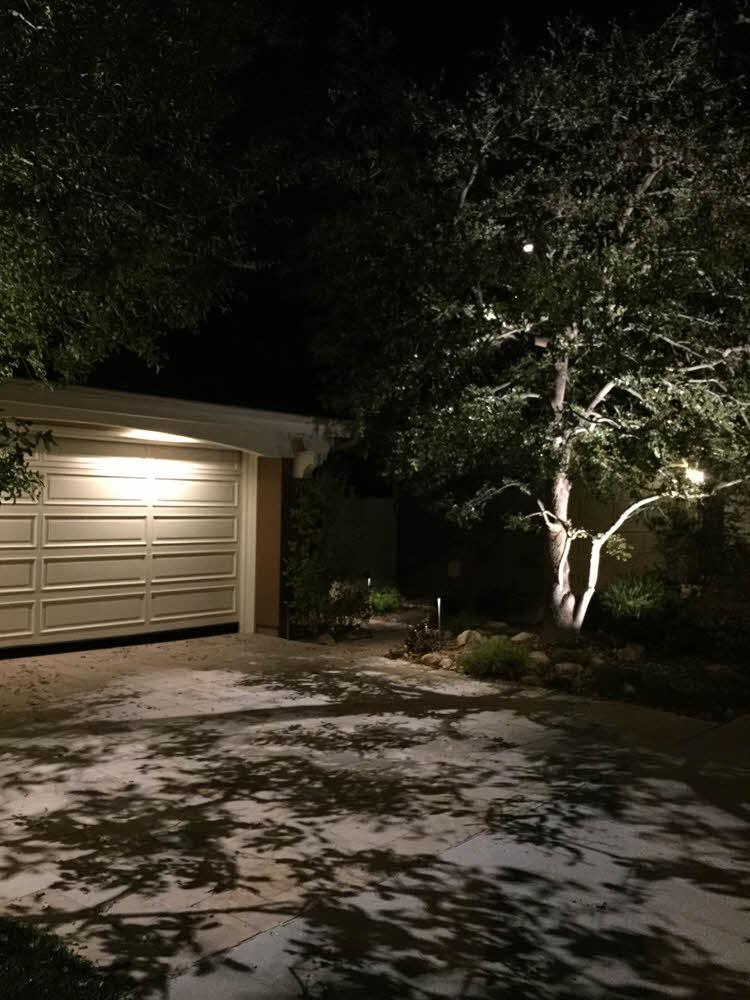 Moon Lighting for Driveways