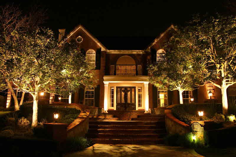 Outdoor Lighting In Orange County