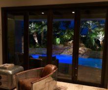 Orange County outdoor lighting, patio lighting, landscape lighting
