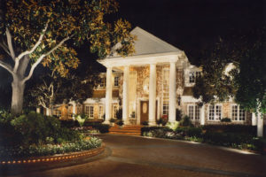 Outdoor Lighting Design Services