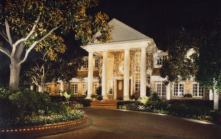 Ways Landscape Lighting Improves Your Home