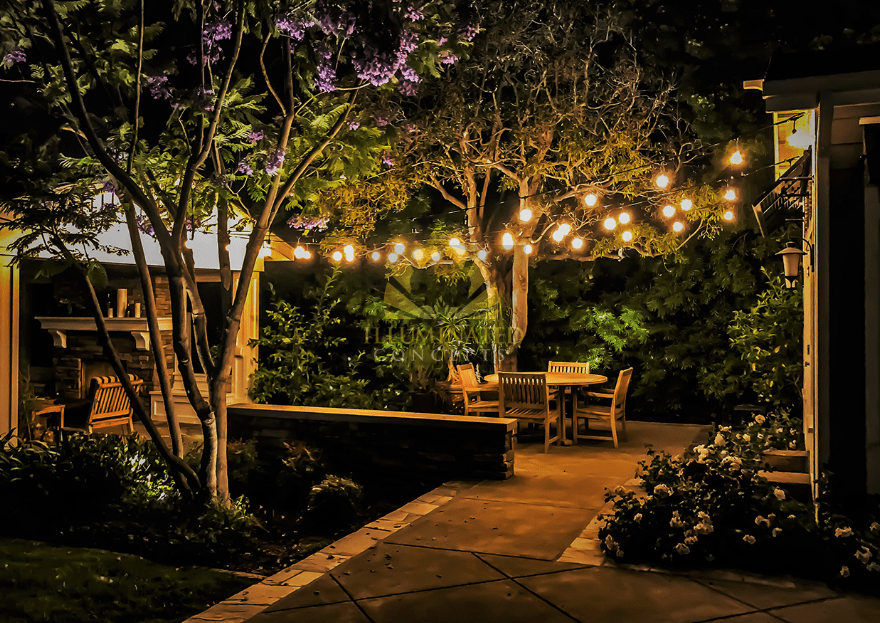 Variety of Outdoor Lighting Sources