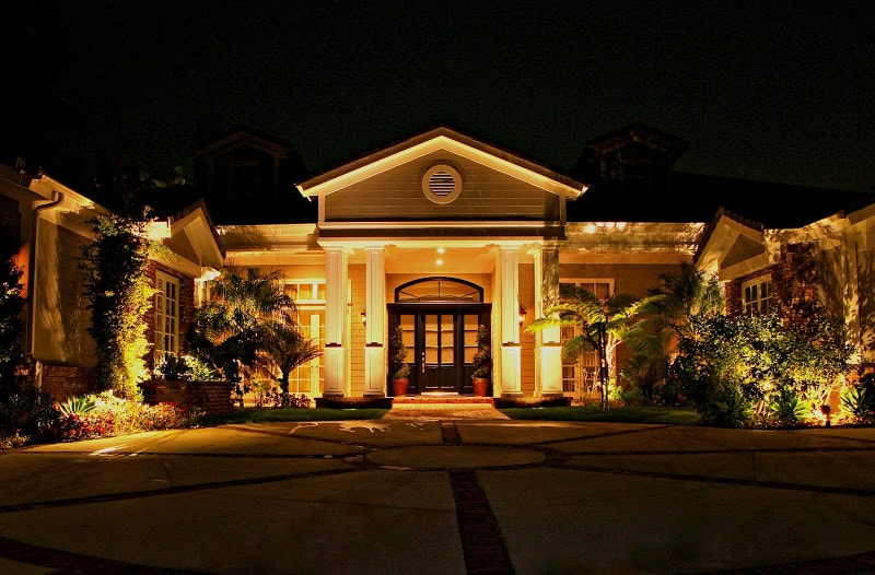 Architectural Outdoor Lighting in Orange County 1