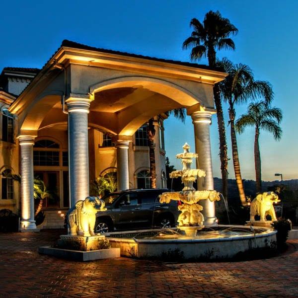 Fountain Laugana hills & Orange County Ca