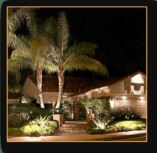 Peak & Garage Lights