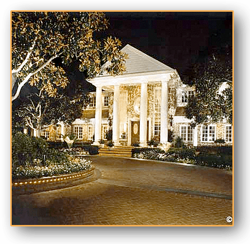 Georgian Style Home Lighting Laugana hills & Orange County Ca