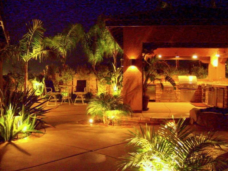 5 Key Benefits Of Low Voltage Landscape Lighting In Orange