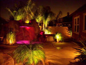 Outdoor LED Lighting Orange County