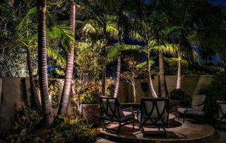 Outdoor Patio Lighting Laugana hills & Orange County Ca