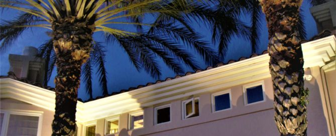 San Clemente Home gets Outdoor Landscape Lighting Installation 2