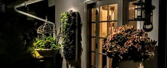 Huntionto beach, patio lighting, outdoor lighting design