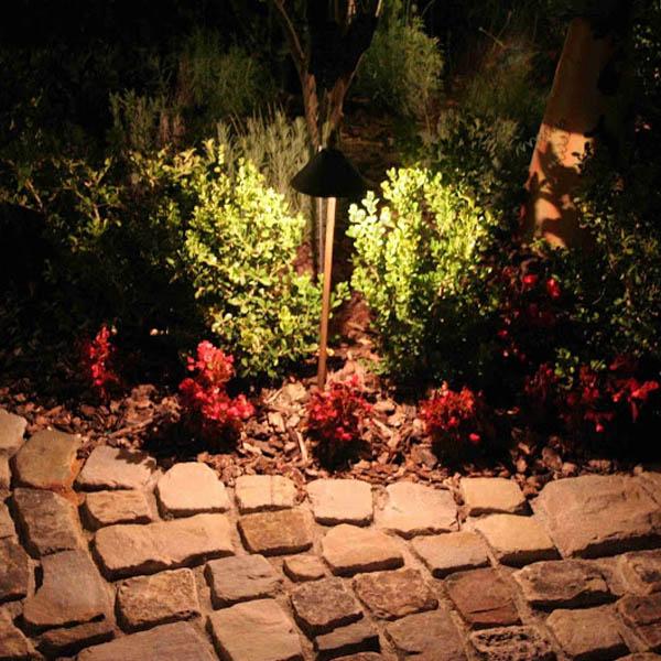 Path Lighting Laugana hills & Orange County Ca