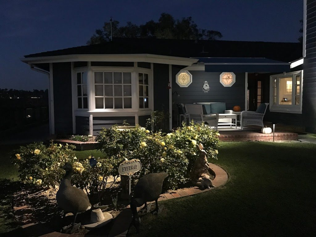 LED Outdoor Lighting Installation for Orange County 3