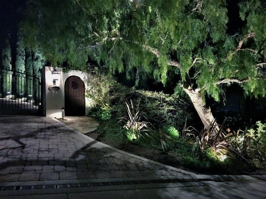 San Juan Capistrano Outdoor LED Lighting