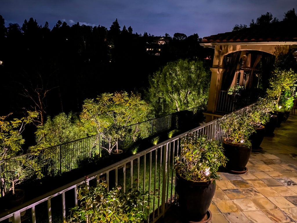 LED Outdoor Lighting Installation for Orange County 2